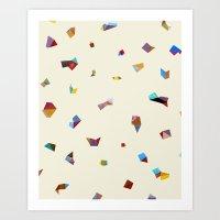 Geometric Midsumma Art Print
