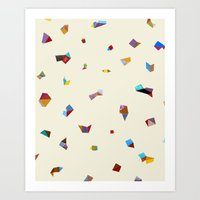 Geometric Midsumma Art Print