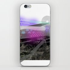 Spider House iPhone & iPod Skin