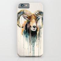iPhone & iPod Case featuring Ram by Slaveika Aladjova