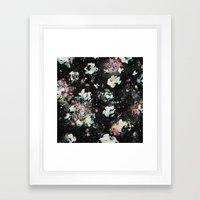 A Momentary Quietus Framed Art Print