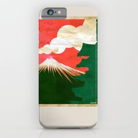 japan iPhone & iPod Cases featuring japan by barmalisiRTB