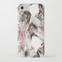 pattern iPhone & iPod Cases featuring Arnsdorf SS11 Crystal Pattern by RoAndCo