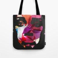 Sad Woman Tote Bag