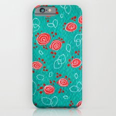 Roses Slim Case iPhone 6s