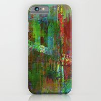 iPhone Cases featuring Under the Bridge by Ganech joe