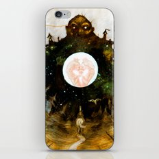 The Heartless Giant iPhone & iPod Skin