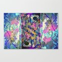 Thru the Kaleidoscope  Canvas Print