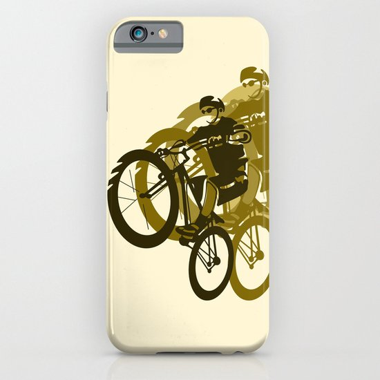 Mountain Bike iPhone & iPod Case