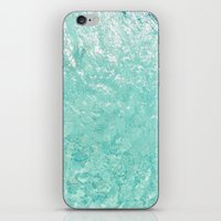 Pool Floor iPhone & iPod Skin