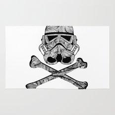 Skulltrooper Rug