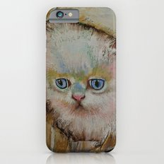 Eskimo Kitten iPhone 6s Slim Case