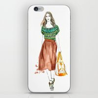 Burberry Babe iPhone & iPod Skin