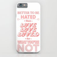 iPhone & iPod Case featuring I Am Not A Robot ; Marina and the Diamonds (alternative) by Wis Marvin