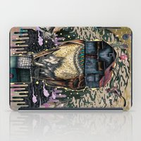 The Barn Owl Fortune Tel… iPad Case
