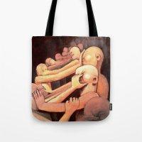 Subtle Civil War Tote Bag