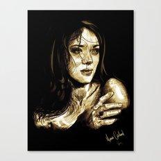 marion cotillard Canvas Print