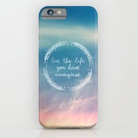 iPhone & iPod Case featuring The Life You Have Imagined  by Galaxy Eyes