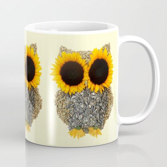 Hoot! Day Owl! Mug