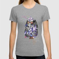 Tuts Formation Womens Fitted Tee Tri-Grey SMALL