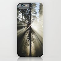 iPhone & iPod Case featuring Umpqua Rays by Kevin Russ