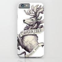 Ginger Deer iPhone 6 Slim Case