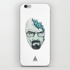 Walter By alexmurilloart iPhone & iPod Skin