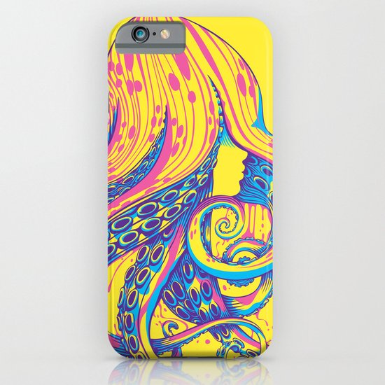 Curls iPhone & iPod Case