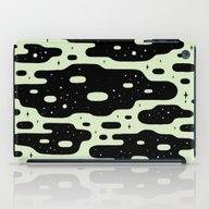 iPad Case featuring Space Blobs by LordofMasks