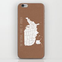 The Hand-Painted Nationa… iPhone & iPod Skin