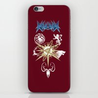 Game Of Thrones - The Cl… iPhone & iPod Skin