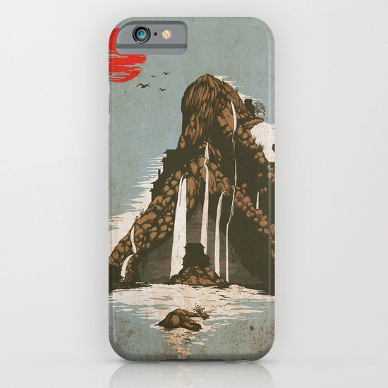 hidden castle iPhone & iPod Case