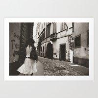 Ti Amo, Amore - I love you, my love  Art Print