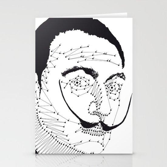 DALI Stationery Card