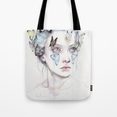 Love And Sacrifice Tote Bag