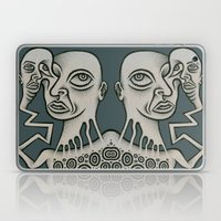 Schizogenic Laptop & iPad Skin