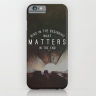 Mind What Matters iPhone 6 Slim Case