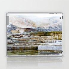 Yellowstone Hot Springs (2) Laptop & iPad Skin