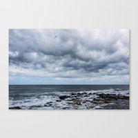 Further Canvas Print