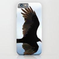 Turkey Vulture in Flight iPhone 6 Slim Case