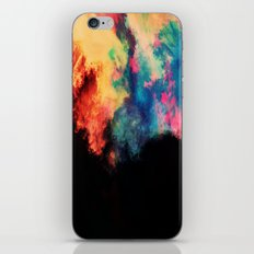 Painted Clouds V.I iPhone & iPod Skin