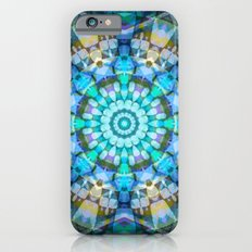 Into the Blue Kaleidoscope Slim Case iPhone 6s