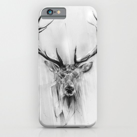 Red Deer iPhone & iPod Case