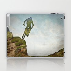 Biking Off Road Laptop & iPad Skin
