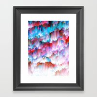Raindown Framed Art Print