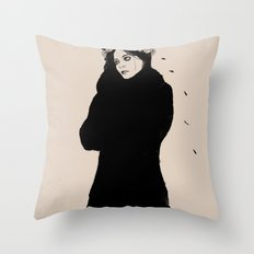 SPANISH SAHARA Throw Pillow