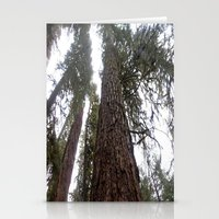 Breathe Through the Trees Stationery Cards