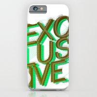 #exclusive iPhone 6 Slim Case