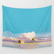 One Way Ride Wall Tapestry