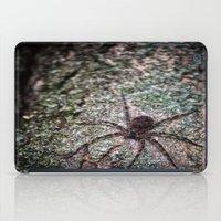 Creepy Spider iPad Case